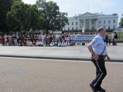 "Fifty More Americans Arrested At White House on Day 2 of Sit-in Over Oil Pipeline @ Tar Sands Action #noKXL More Arrests at Keystone XL Tar Sands Sit-in are ""Lighting a Fire"" @ Its Getting Hot in Here"