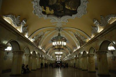 billyrood:  need to visit konsomolskaya underground station moscow