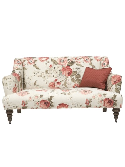 John Lewis Dickens Small Sofa, Redcurrant *sigh* would very much love to have this.