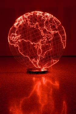 julienfoulatier:  Sculpture by Mona Hatoum.