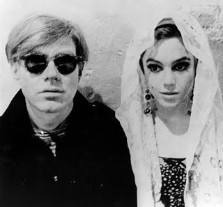 Andy Warhol was often blamed for Edie Sedgwick's descent        into drug addiction and mental illness. However, before meeting Warhol,        Edie had been in mental hospitals twice and came from a family with a history        of mental illness. She was only close to Warhol for about a year, from approximately  March 1965 to February 1966. Another fallacy was that Warhol ditched Edie after using     her up whereas the truth was that it was Edie's decision to leave the Factory,          lured by promises of stardom by Bob Dylan and his manager, leaving Andy feeling      slightly betrayed… :-(