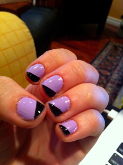 Sally Hansen Xtreme-Wear, Lacey Lilac China Glaze, Liquid Leather
