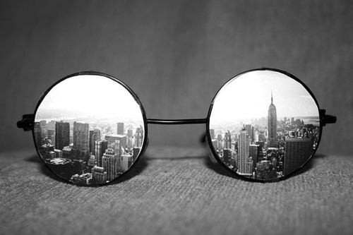New York City seen through John Lennon's point of view.