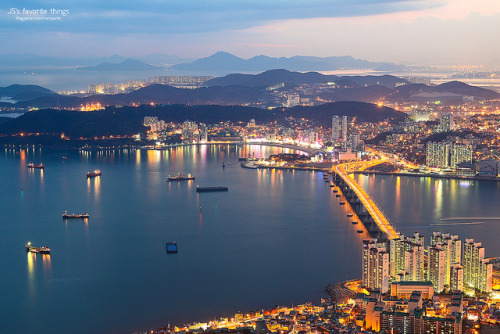 travelthisworld:  Busan, South Korea