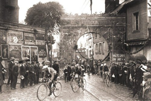 Classics of the Tour de France - 'The 1922 Tour de France - Through the gates of Verdun'