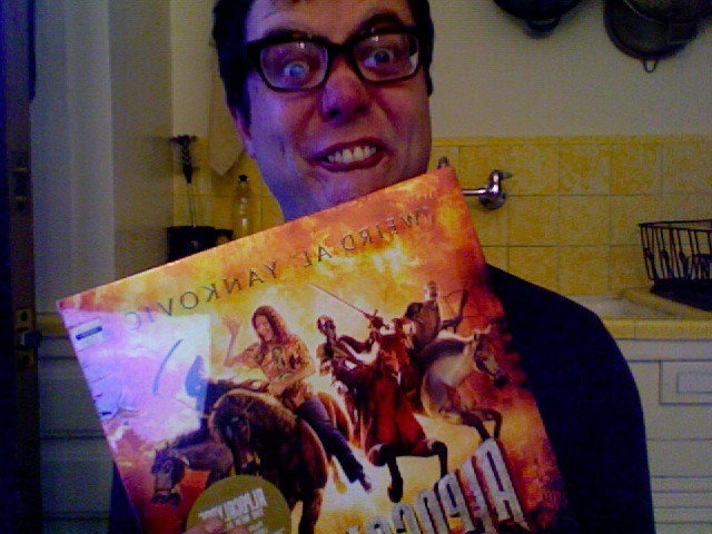 jondaly:  Look how dumb I am for not buying @alyankovic 's new album Alpocalypse with a cover by @vonswank on vinyl till now. You need a hard copy WITH the digi! You gotta hold it in your hands maaaaaaaaaaaan!  Duuuuuuuuuuuuuuuuuuuuuuuuhhhhhhhhhhhhhhhh!