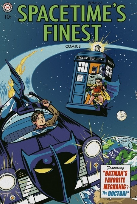 doctorwho:  Spacetime's Finest
