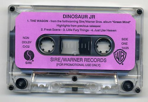 Green Mind Promo • Dinosaur Jr