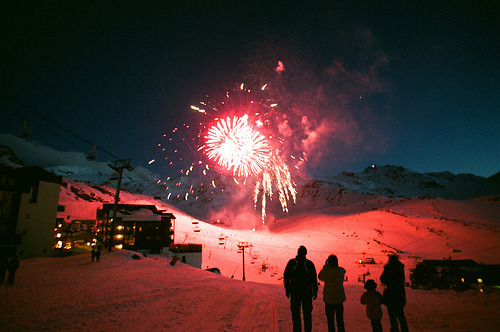 4doors:  Fireworks (by Ed.ward)