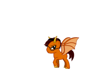 Done with the new and improved Pony Creator.