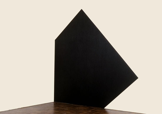 cavetocanvas:  Left Square into Left Corner - Richard Serra, 1981