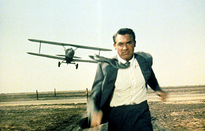 North by Northwest: Just because the action movies of today have better special effects, doesn't mean they deliver more gripping scenes, and more thrilling film. North by Northwest is one of these movies that apeals to everyone. It has romance, action, suspense, mystery, comedy, and does all of it with great zeal.