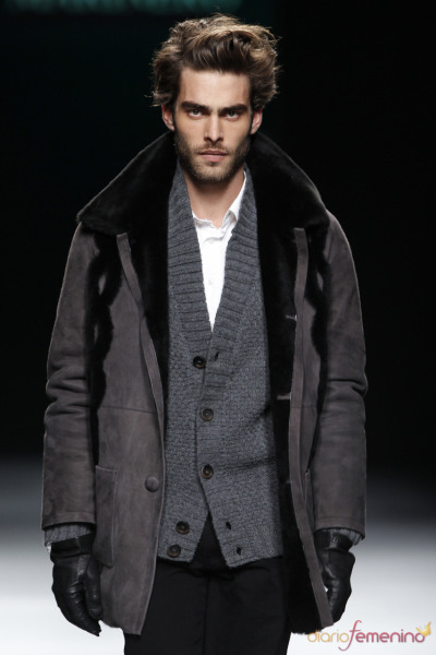 Miguel Marinero Fall 2011 collection on cíbeles fashion week.