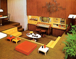 I'll add a media pit to my want of a conversation pit.