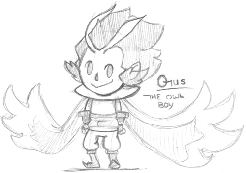 Otus the Owlboy