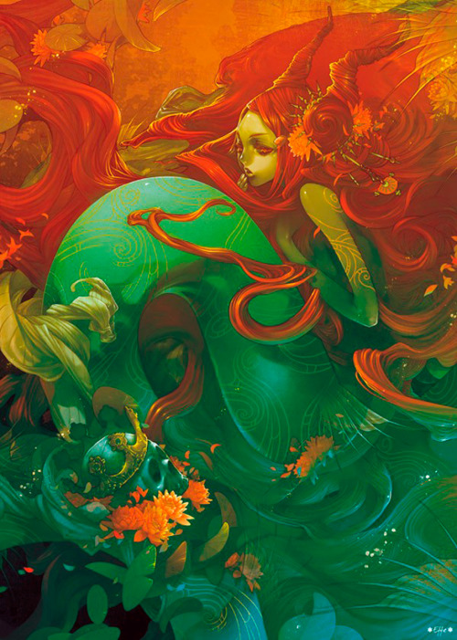 theartofanimation:  Fabio Barboni
