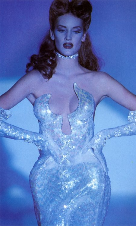 mecreatingme:  Thierry Mugler