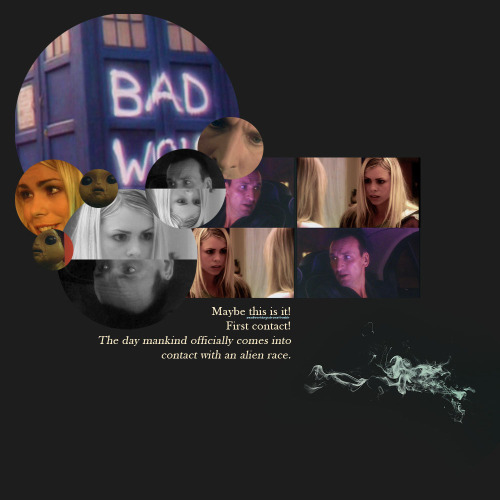 smallworldsyndrome:  First Contact - 1x04 - Aliens of London