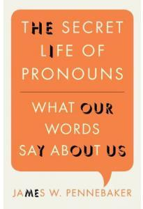 "What pronouns say about our personality - The way in which we use pronouns such as I, you, or him - or choose not to use them - reveals quite a bit about our personalities but not necessarily in the ways we might think. That's the premise of a new book, ""The Secret Life of Pronouns,"" by psychologist James Pennebaker, which hits bookstores on Aug. 30 and draws some surprising conclusions."