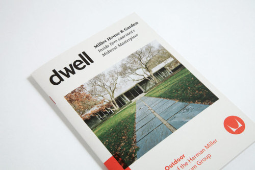 Miller House & Garden, Eero Saarinen. Dwell.Follow: STUA Timeless Design