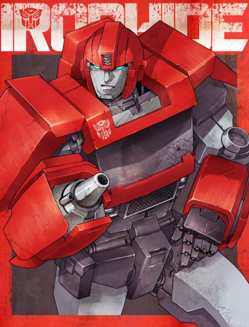 xombiedirge:  Ironhide by Ai Eye