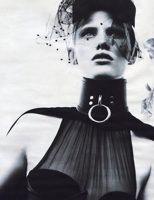 Emily Baker shot by Mert & Marcus for Interview