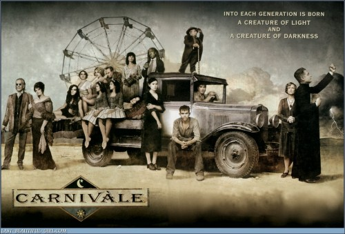 All I want to do today is lay in bed, drink coffee and watch Carnivale. I wouldn't be opposed to a huge storm either.