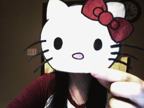 Hello, Kitty :)