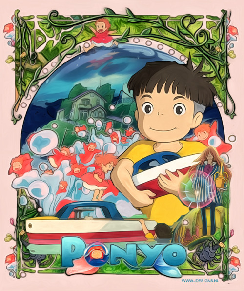houseofghibli:  By jdesigns79.  Such a fantastic movie