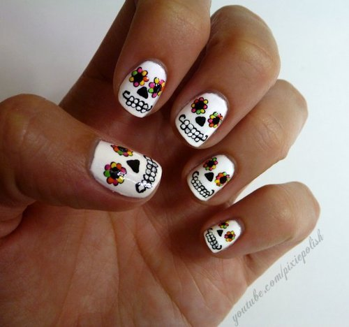 day of the dead!!!!!!!