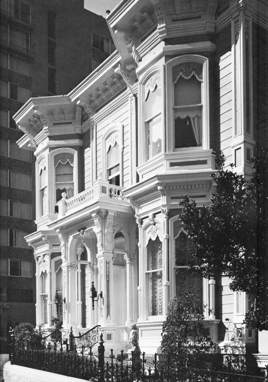 crazy70s:  Italianate town house in San Francisco