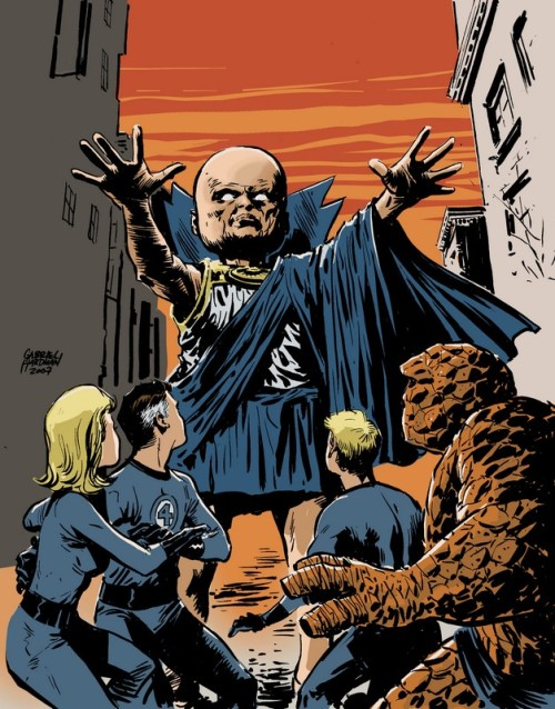 Uatu, The Watcher