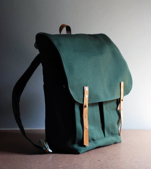 cbenjamin:  I don't do backpacks any more, but to all of you students/backpack wearers out there these bags look great.