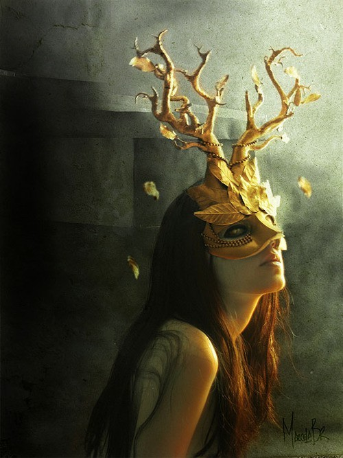 Forest Queen (via weheartit.com)