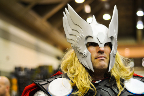 Baltimore Comic Con 2011 - Thor on Flickr.#BCC2011 Here's the link to view all the photos from the Baltimore Comic Con 2011:  http://www.flickr.com/photos/guardian_angel18/sets/72157627371561881/