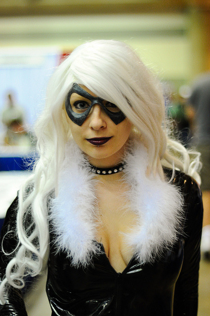 Baltimore Comic Con 2011 - Black Cat on Flickr.#BCC2011 Here's the link to view all the photos from the Baltimore Comic Con 2011:  http://www.flickr.com/photos/guardian_angel18/sets/72157627371561881/