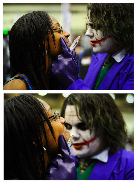 "Baltimore Comic Con 2011 - ""…a little fight in you, I like that"". on Flickr.#BCC2011 Here's the link to view all the photos from the Baltimore Comic Con 2011:  http://www.flickr.com/photos/guardian_angel18/sets/72157627371561881/"