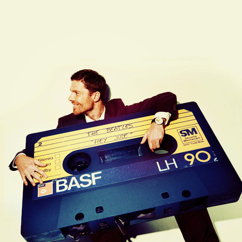 love-spain:  Xabi Alonso, player of the spanish football team.Follow: Love-Spain