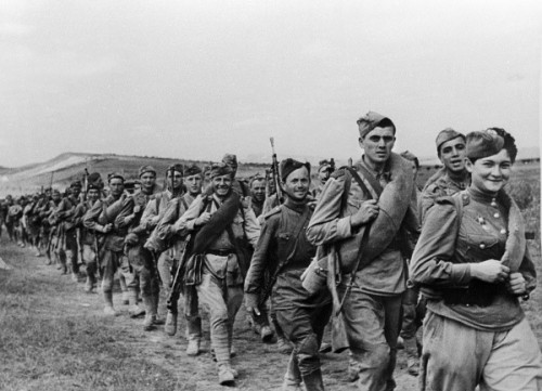 stalins-princess:  Red Army on the March - September 1943