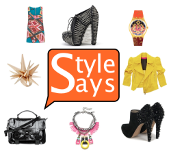 StyleSays everything about you. Choose your words wisely. Shop and chat while browsing your favorite stores and personalized recommendations. Unsure about an item? Get a second opinion or save it for later: we'll let you know if it goes on sale or earns free shipping! Request an invitation at StyleSays.
