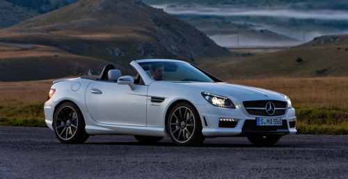 The most powerful SLK ever