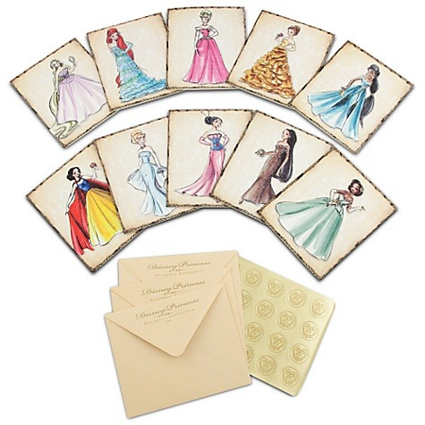 fancysomedisneymagic:  Here's some of the first… DESIGNER DISNEY PRINCESS!  Cards? More like awesome wall hangings.