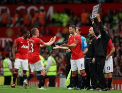 iloveunited:  Premier League 2011/12: Manchester United 3 - Tottenham 0