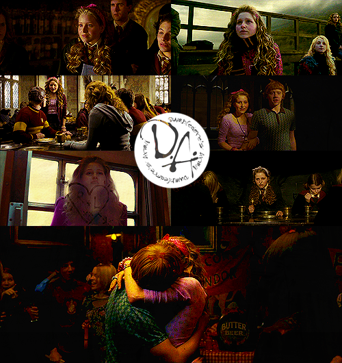 Top 20 Harry Potter Characters | Lavender Brown - (played by Jessie Cave)  I have a lot of both respect and love for Lavender. The hat for her confuses me so, so much. I don't understand why people hate on her. The hate for her just makes me love her either more. Lavender Brown is a brave, loyal, determined and realistic character! Lavender, especially in HBP, is a lot like thousands or girls, and boys, across the world. She's clingy and obsessed and a little annoying, but she changes! She matures. Between Half Blood Prince and Deathly Hallows, Lavender grew up a lot. She was suddenly in a world where muggle borns were being hunted and killed and fear was injected into every part of her life. She could have easily just given up and just let everything go on as it was, but she didn't. She joined Dumbledore's Army and restarted the rebellion. She helped, albeit in a small way, in the rebellion at Hogwarts and fought for what she believed was right and the good thing to do. When Harry arrived back at the school, she decided to fight with him, and Ron and Hermione. She wasn't bitter that Ron dumped her, she just got on with it and fought. This shows how much she grew up! She died, in the movies, fighting for the right side and cause that she believed in. Lavender died a hero's death and she still receives hate for it?! It's ridiculous. Plus, Jessie Cave is perfect in the role and she delivers Lavender spot on!