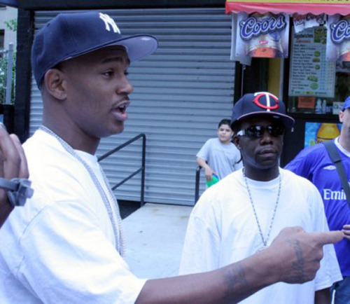 "Download: Cam'ron f. Hell Rell, ""From the Bottom"" (Remix)"