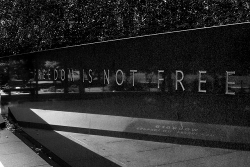 Freedom is not Free on Flickr.