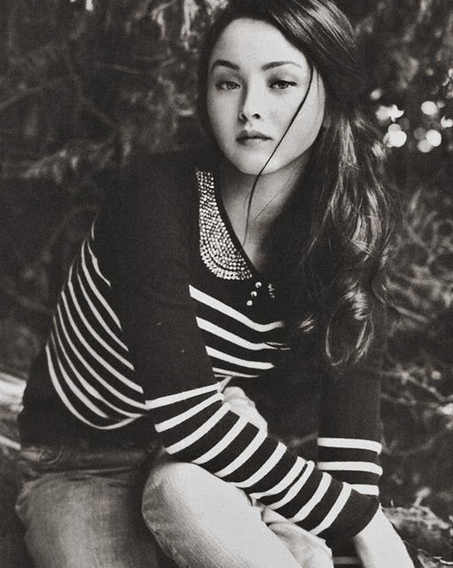 moldavia:  Devon Aoki in Marie Claire August 2006 by Mark Liddell