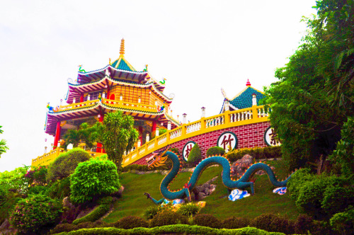 Taoist temple in Cebu Philippines  submitted by: camerasandchocolate, thanks!