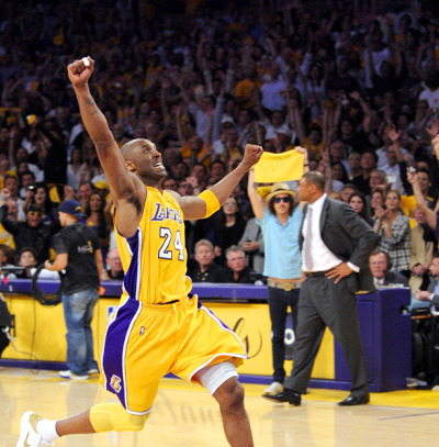 Happy Birthday Kobe!