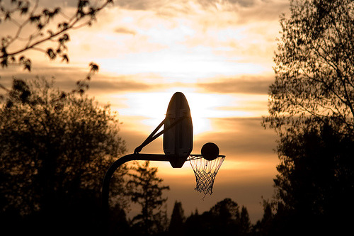 beauty at its best. christinecruz20:  Basketball <3
